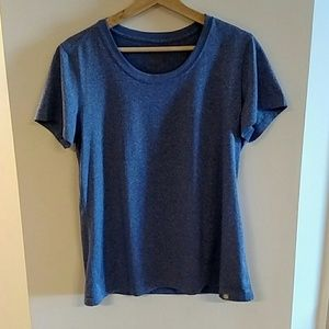 REI dry fit work out shirt